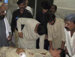 Đánh bom liều chết làm 8 người chết tại Pakistan