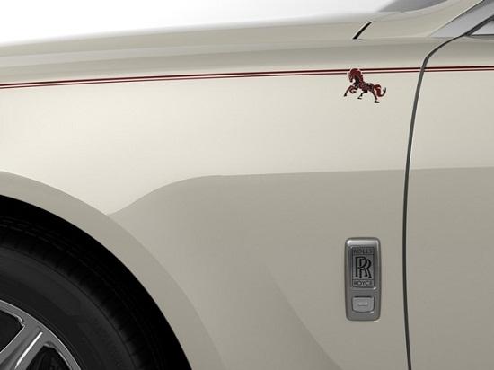 Rolls-Royce Việt Nam nhận đặt hàng xe Ghost phiên bản cho năm ngựa