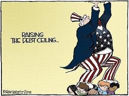 Ngân sách và trần nợ: Cuộc khủng hoảng vô nghĩa đáng giá hàng chục tỉ đô-la