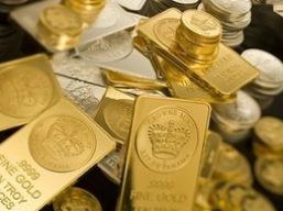 Giá vàng tăng mạnh nhất 4 tuần vượt 1.320 USD/oz