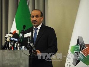 Hội đồng Dân tộc Syria sẽ rời bỏ Liên minh đối lập