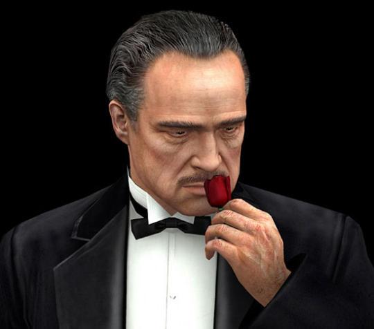 Vì sao 'Godfather' lại quyến rũ cánh đàn ông đến thế?