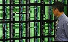 Chứng khoán châu Á tăng do doanh thu của nhiều công ty cao hơn dự báo
