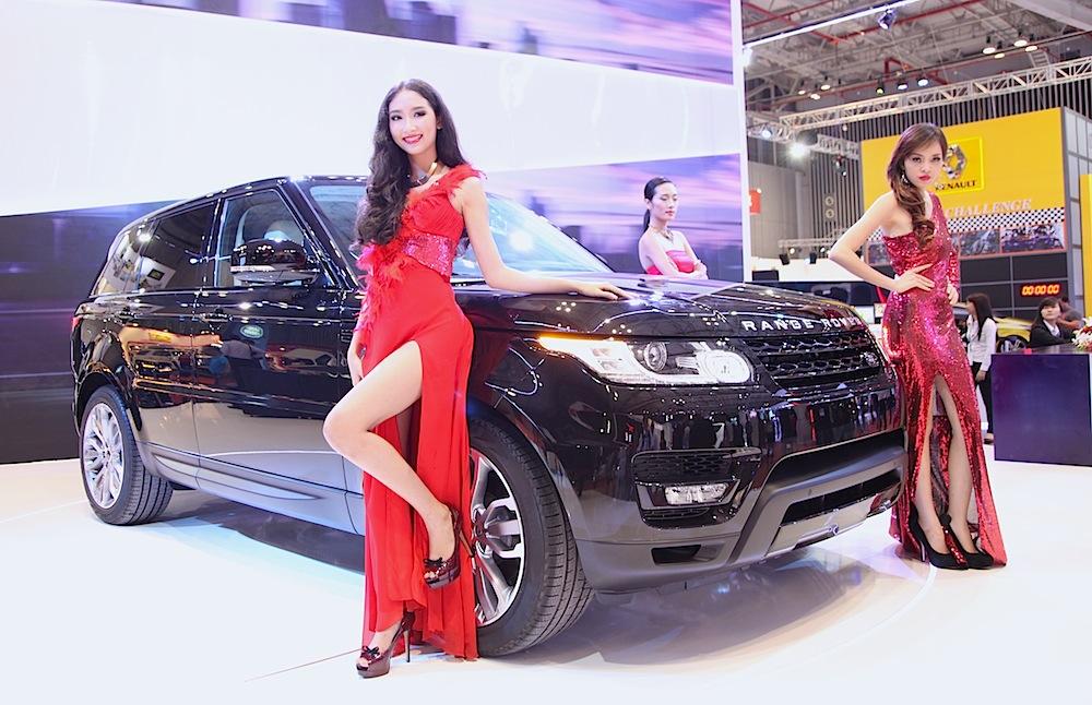 Range Rover Sport 2014 hoàn toàn mới - Xe SUV hạng sang mạnh nhất Land Rover từng sản xuất