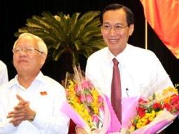 Ông Lê Thanh Liêm giữ chức phó Chủ tịch TPHCM