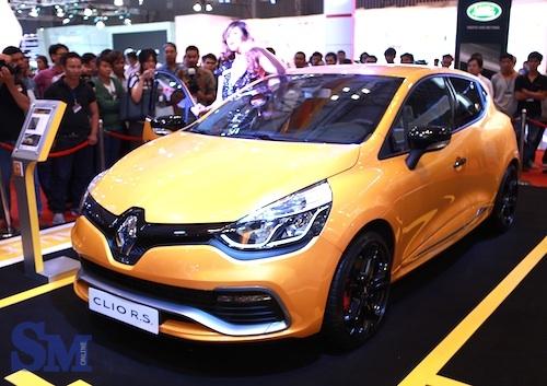 Renault Việt Nam lần đầu bán xe nhỏ giá 1,2 tỷ đồng