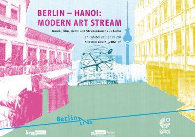 Berlin sống giữa lòng Hà Nội