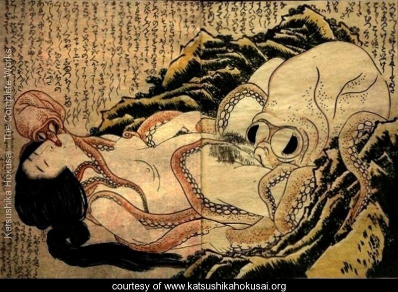 Triển lãm shunga Nhật Bản - Những khoái lạc tội lỗi