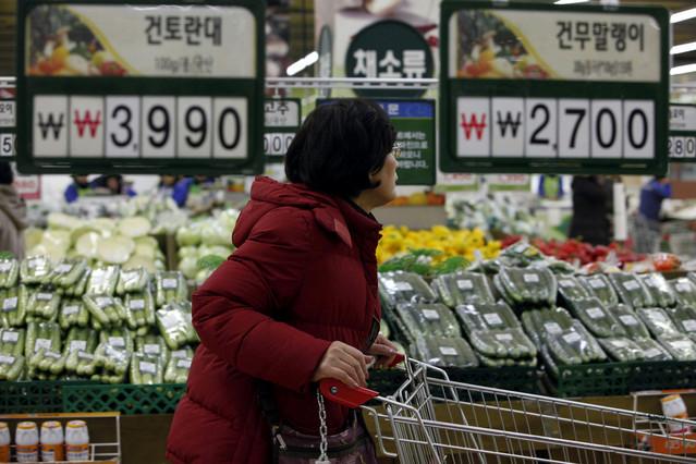 Kinh tế Hàn Quốc tăng trưởng cao hơn dự đoán bất chấp đồng won tăng giá