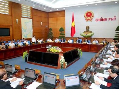 Thủ tướng yêu cầu phấn đấu đạt tăng trưởng GDP 5,4%