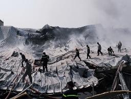 Cháy nhà máy Diana ước tính thiệt hại 20 triệu USD