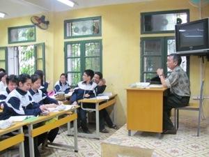 Bộ Giáo dục hé lộ chương trình đào tạo sau năm 2015