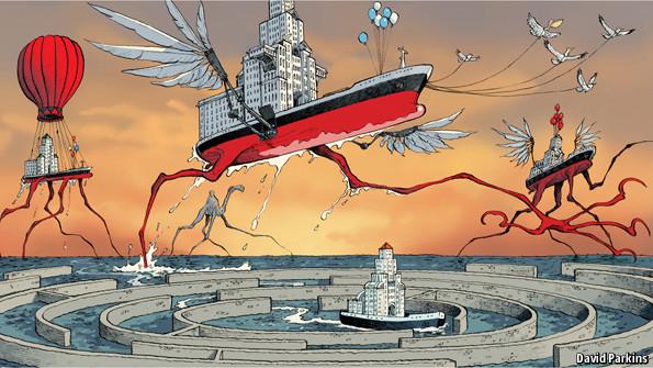 Chủ nghĩa tư bản mới ở Mỹ: Sự trỗi dậy của các công ty biến thể