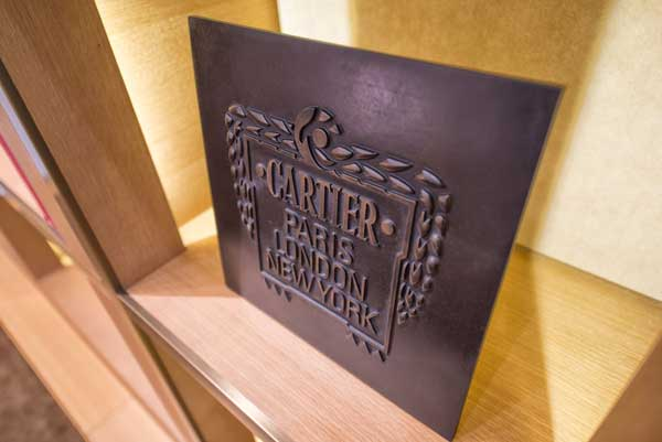 Cartier chính thức thông báo mở cửa hàng thứ 2 tại Tràng Tiền Plaza