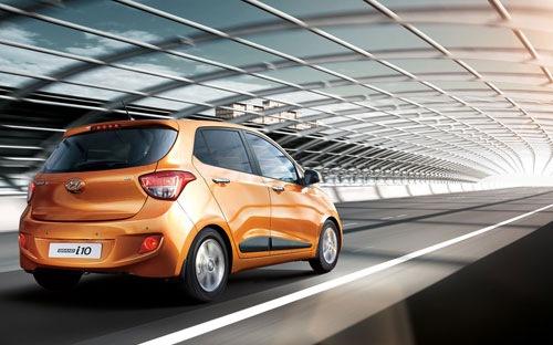 Hyundai i10 Grand sẵn sàng ra mắt thị trường trong nước