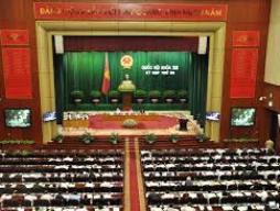 Quốc hội bước sang tuần làm việc thứ 2 kỳ họp 6, Quốc hội khóa XIII với nhiều nội dung quan trọng