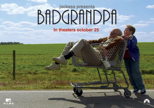 """Phim hài 18+ """"Bad Grandpa"""" dẫn đầu tại Bắc Mỹ"""