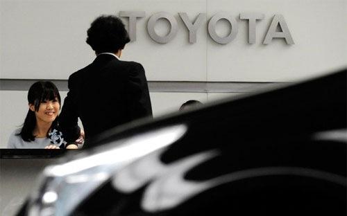 Toyota vững ngôi số 1 làng ôtô về doanh số