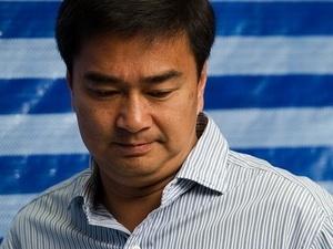 Thái Lan khởi tố cựu Thủ tướng Abhisit Vejjajiva