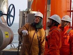 Tham vọng dầu lửa của Trung Quốc ở Bắc Mỹ