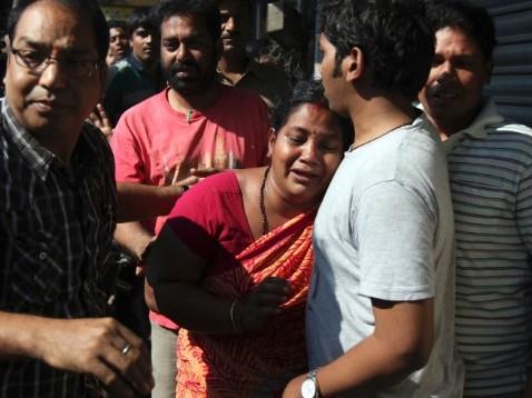 Cháy xe bus ở Ấn Độ, ít nhất 30 người chết