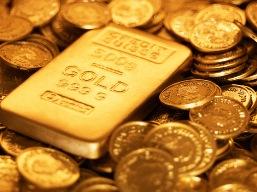 Giá vàng giảm trở lại từ mốc cao nhất 5 tuần