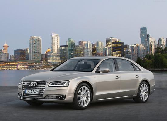 Audi Việt Nam bán A8L 2014 'Ma trận' sau Tết