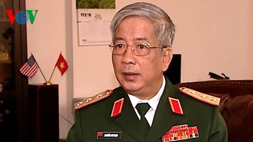Việt-Mỹ đối thoại chính sách quốc phòng thường niên lần 4