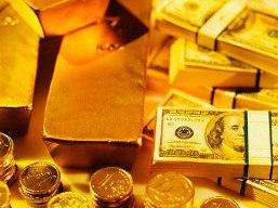 Giá vàng giảm trở lại do USD phục hồi do Fed nhận thấy kinh tế Mỹ phục hồi