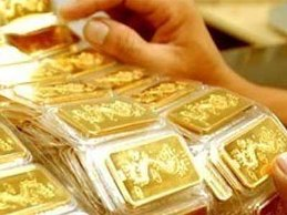 Sáng 31/10, vàng trong nước giảm 50 nghìn đồng/lượng