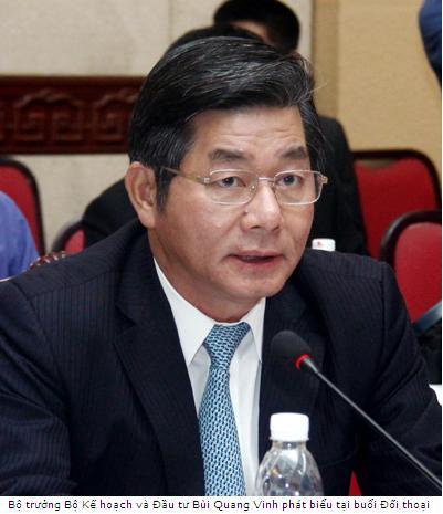 Bộ trưởng Bộ Kế hoạch và Đầu tư: Chúng ta không tô hồng GDP