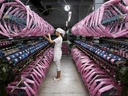 Sản xuất Trung Quốc tăng trưởng mạnh nhất 18 tháng