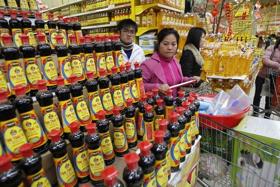 Liệu thương hiệu nước mắm Việt Nam có nổi tiếng được như rượu sâm panh?