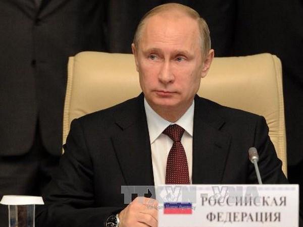 Tổng thống Putin sẽ thăm Việt Nam lần thứ 2 vào 12/11