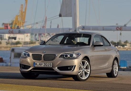BMW 2-Series mới mẻ và rẻ hơn 1-Series
