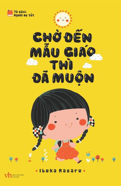 Sách về cách nuôi dạy con của người Nhật