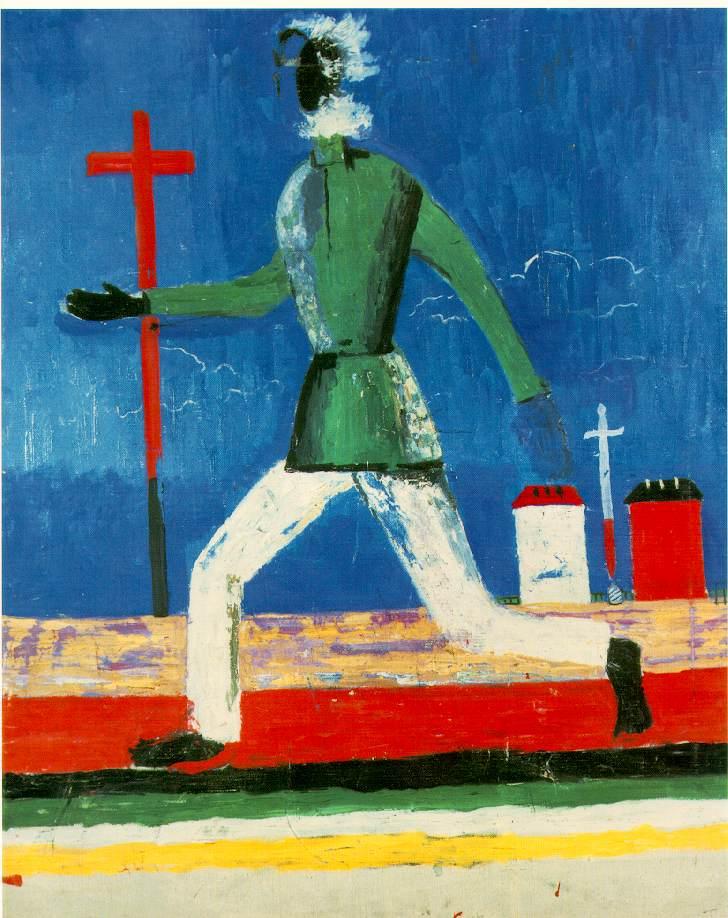 Ký ức về Kazimir Malevich tại bảo tàng Stedelijk Amsterdam