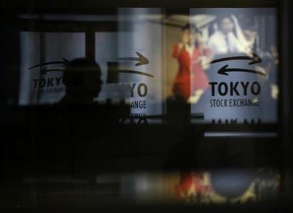 Chứng khoán châu Á tăng nhẹ, tỷ giá USD ổn định