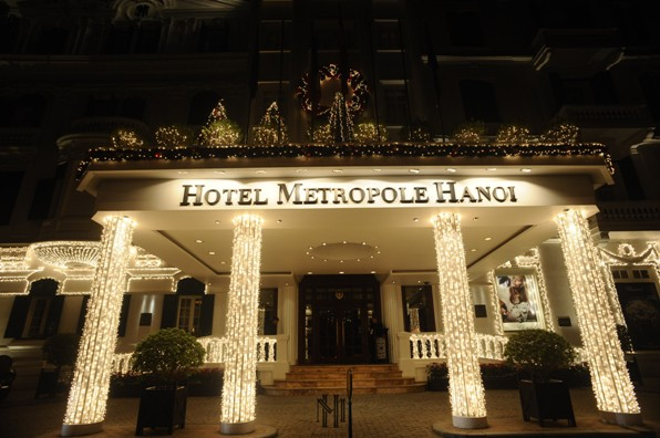 Sofitel Legend Metropole Hà Nội: Thắp sáng mùa lễ hội 2013