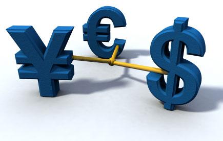 Đồng USD giảm trước khi số liệu về GDP và ngành dịch vụ Mỹ được công bố