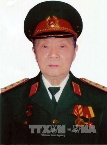 Thượng tướng Trần Văn Quang từ trần
