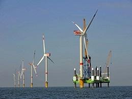 Khởi động giai đoạn 2 dự án điện gió trên biển đầu tiên tại Việt Nam