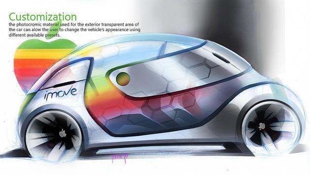 Apple và giấc mơ xe hơi