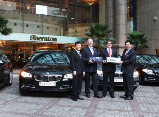 BMW Việt Nam: Bán xong cổ phần rồi mới tính