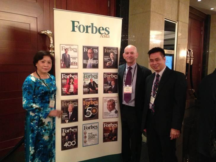Việt Nam có tới 3 doanh nghiệp trong lĩnh vực nông nghiệp được Forbes vinh danh