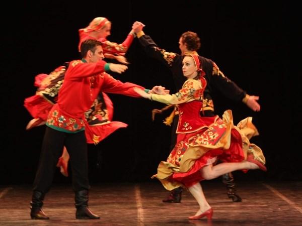 Nhiều chương trình văn hóa Nga đặc sắc tại Việt Nam