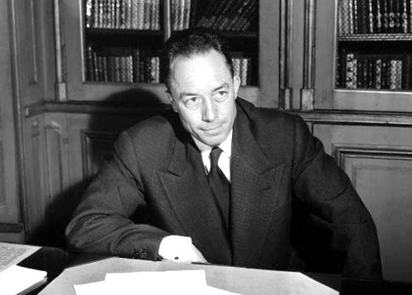 100 năm ngày sinh Albert Camus: Nửa thế kỷ vẫn hiện sinh
