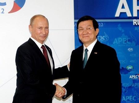 Liên minh thuế quan - trọng tâm chuyến thăm của Tổng thống Putin tới Việt Nam?