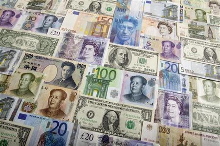 Euro tăng nhẹ so với USD và đồng yên Nhật