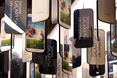 Doanh số smartphone của Samsung vượt qua Apple trong quý 3